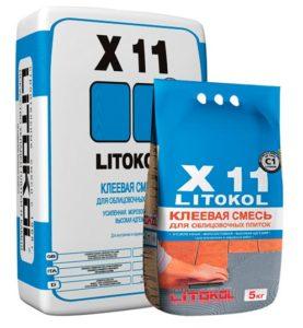плиточный клей LITOКOL Х11