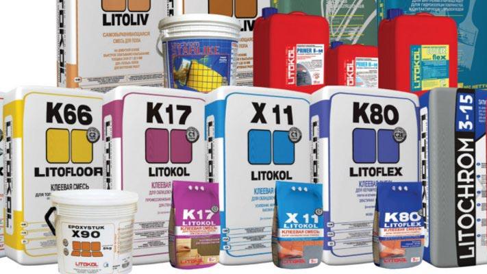 плиточный клей литокол-необходимые советы