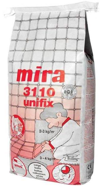 плиточный клей Mira 3130 superfix