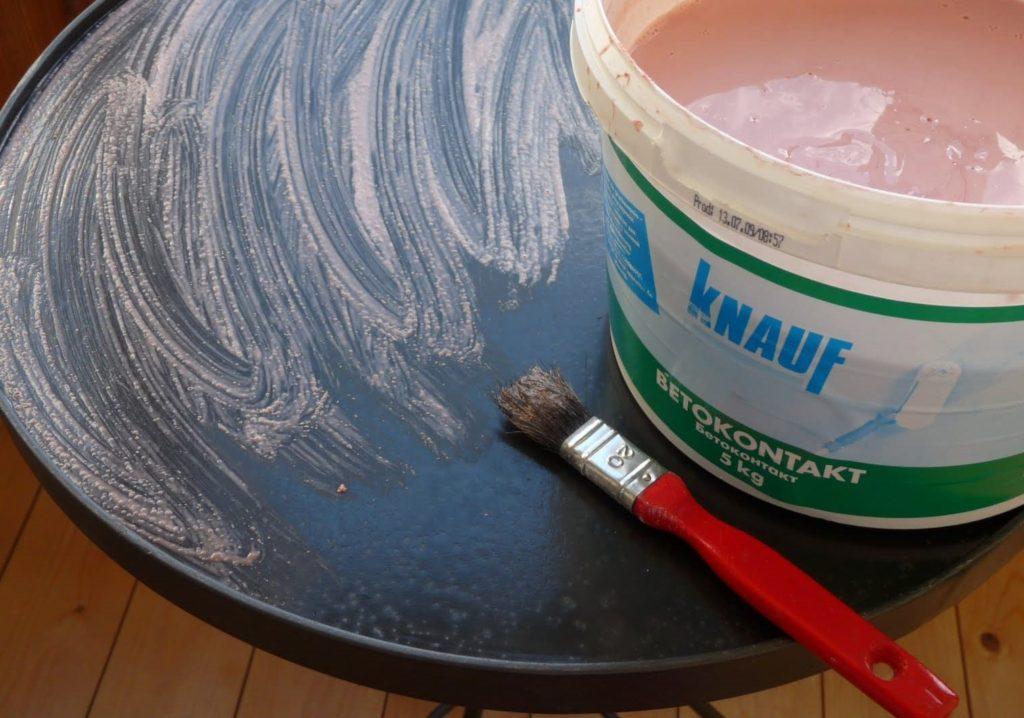 разведение клея для плитки мозаики