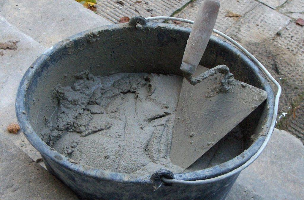 цементно-песчаный раствор для плитки