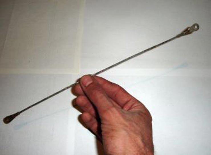 Вольфрамовая струна для резки плитки