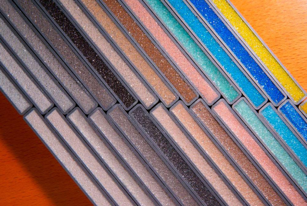 Выбираем цвет для затирки керамической плитки