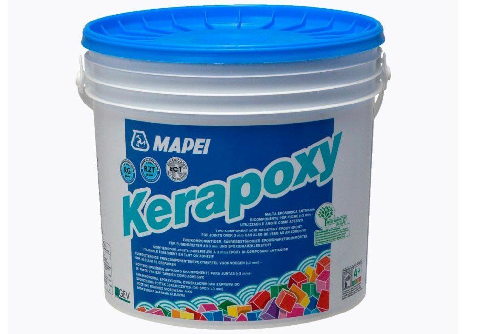Затирка для плитки Mapei Keraproxy