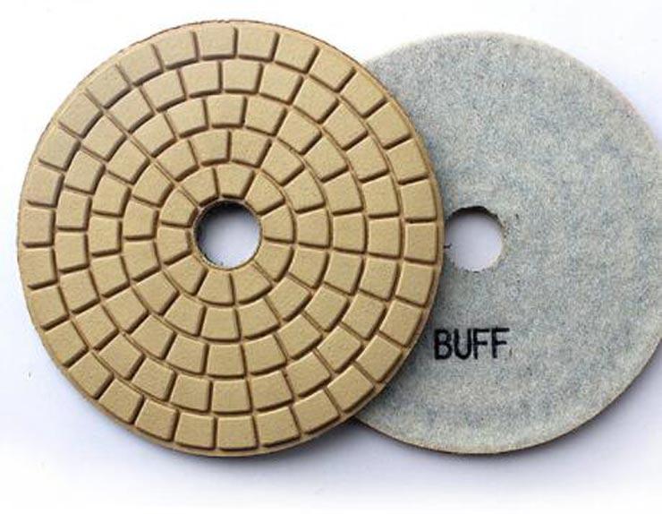 Каменный диск для кафеля