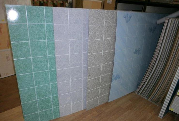 плитка пластик на стену