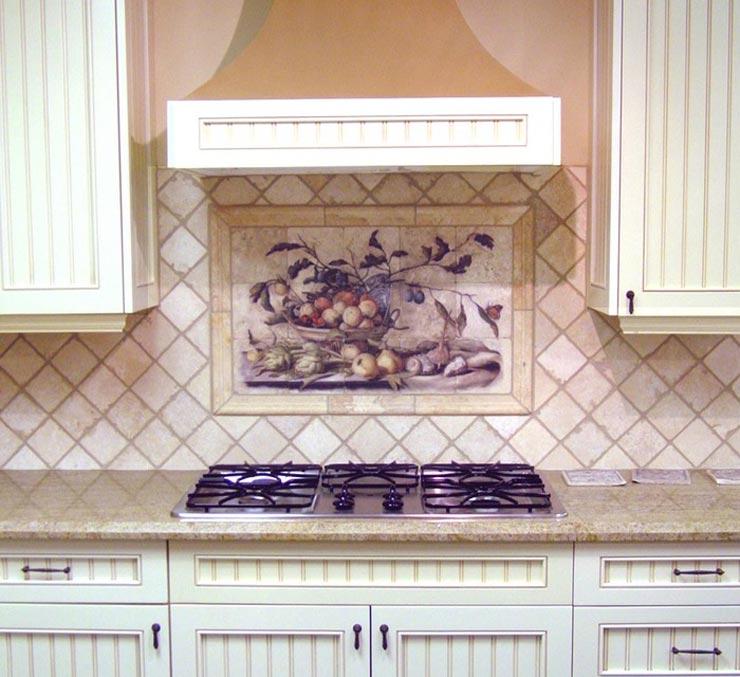 Плитка в стиле прованс для кухни18