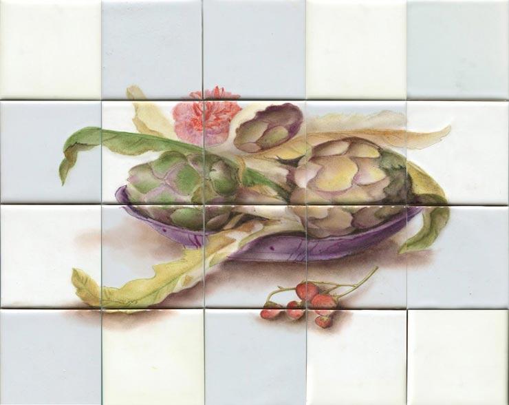 Рисунки для росписи плитки