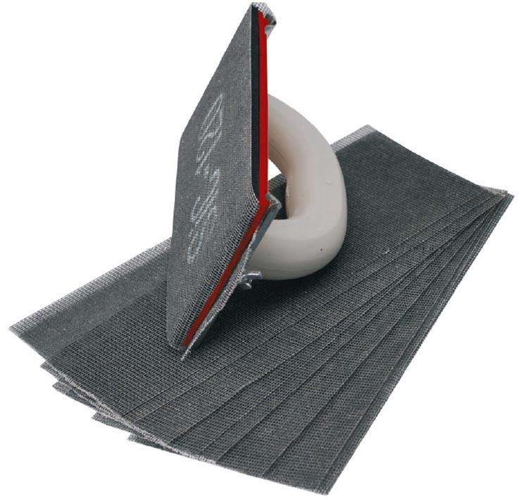 Сетка для затиркиСетка для зашкуривания шпаклевкиСетка для зачистки шпаклевки фото