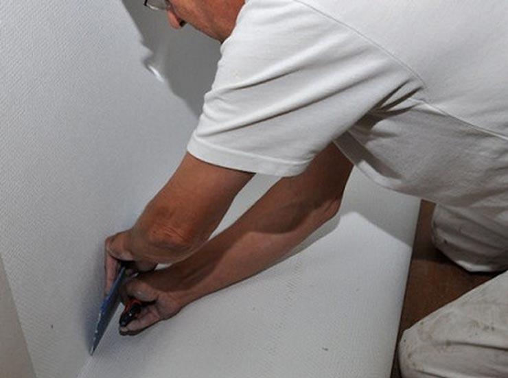стеклохолст на стены